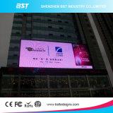 上SMD P5 RGBの防水屋外広告のLED表示フルカラーのビデオスクリーンのパネル