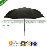 LEDのハンドルおよび反射縞(IU-0023SOS)が付いている新しい項目革新的なSos逆の逆にされた傘