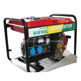 2kw Diesel Portable Small Generator with CE/CIQ/ISO/Soncap