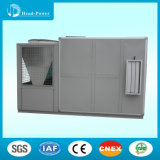 R410 40ton HVACの空気によって冷却される屋上によって包まれるエアコン