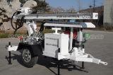 Populairst in Chili, de Kleine Hydraulische Machine van de Boring van de Put van het Water Hf120W