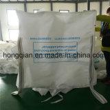 DezhouのManufacturer著タルカムパウダーのための伝導性/FIBC/ジャンボ/大きく/大きさ/適用範囲が広い容器/砂/セメント/編まれた袋100%年のポリプロピレン