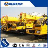 중국 본래 좋은 품질 25ton 싼 이동할 수 있는 트럭 기중기 Qy25k5-II