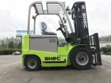 Elektrischer Chariot Elevateur 3.0t Aufzug-Batterie-Gabelstapler