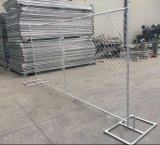 Rete fissa provvisoria della costruzione di collegamento Chain della rete metallica di Diamand