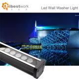 Oudoor RGB LED 36W fachada DMX Sistema de Luz