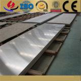 feuille d'acier inoxydable de 316h 316n 316ln pour les pièces de rechange