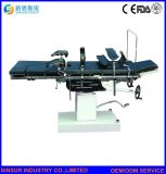 최신 판매! 병원 의료 기기 헤드 통제되는 수동 외과 수술 테이블