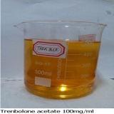주사 가능한 100mg/Ml Trenbolone 아세테이트에 의하여 사용 전에 혼합된 스테로이드는 100mg/Ml Finaplix Tren 에이스를 기름을 바른다