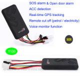 Мини-фуникулера/мотоциклов GPS Tracker с удаленного мониторинга (T100)