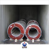 Lamiera di acciaio galvanizzata in bobine