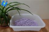 Natur-Tofu-Katze-Sänfte-zusätzlicher Lavendel-Geruch mit hartem Büschel