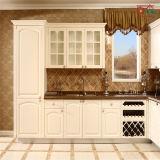 Конструкции кухни шкафа стеклянной стены Temperd цены Кита малые