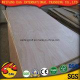 2mm - 25mm Okoume/Bintangor/Birch Red Oak Furniture Frade Commercial Plywood