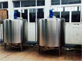 Des Nahrungsmittelmischendes Becken des gesundheitlichen Edelstahl-SUS304 elektrischen Saft-2000L
