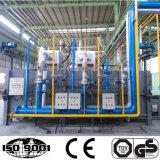 Tipo di spingitoio rigeneratore fornace di gas