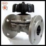 Мембранный клапан DIN/ANSI/GB/JIS/Bsw с Flang например 41f46-10c