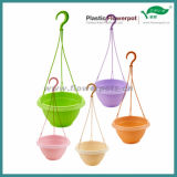 カラーハングの植木鉢(KD7017N-KD7019N)