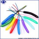 組合せカラー結婚式の誕生会の装飾の魔法の長い気球100PCS/Pack