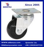 Средств рицинус обязанности с колесом полиуретана высокого качества