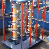 Machine sertissante de couleur de feuille en acier automatique hydraulique de toit