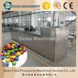Haricot complètement automatique de chocolat de casse-croûte ISO9001 faisant la machine