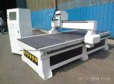 Legno, MDF, acrilico, alluminio, router 1325 di CNC con Roary per falegnameria
