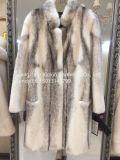 На складе верхней части продажи на заводе оптовые дешевые теплой зимой реального мех норки общий слой (H1917)