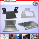 Druckguss-Panel-Platten-Präzision CNC-Edelstahl-Blech (Laser-Ausschnitt, Schweißen, Stempeln, Service, Arbeiten, Herstellung)