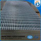 Galvanisierte normale Stahlvergitterung-Fertigung