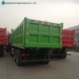40t 12 roues de camion à benne basculante pour la vente de camion à benne