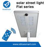 50W todo en las lámparas solares de un LED para la calle