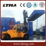 Carretilla Elevadora Forklift Diesel de 25 toneladas com o mastro 3-Stage