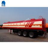 40000 Liter kochendes Heizöl-Aluminiumlegierung-Tanker-Schlussteil-