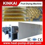 Máquina de sequía del secador de la fruta del aire caliente de la recuperación de calor