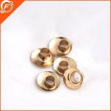 Peças de metal do Botão Botão de olhal de liga de ouro