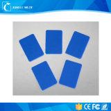 Étiquette industrielle de blanchisserie d'IDENTIFICATION RF de fréquence ultra-haute de silicones imperméables à l'eau avec la puce étrangère de H3