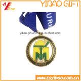 工場供給の高品質の柔らかいエナメルメダル(YB-LY-C-48)
