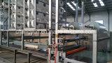 Corrugado de alta calidad de la línea de producción de teja de FRP