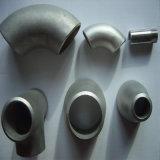 Accessorio per tubi dell'acciaio inossidabile (un gomito da 90 gradi)