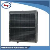 발전기 술장수 코어 방열기 알루미늄 방열기 액체 물 냉각 방열기를 위한 Wd327tad82-1 방열기
