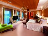 Fünf-Sternehotel-Art-Bett-Raum-Möbel Dubai