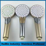 Qualität preiswerte ABS Plastikfunktions-Handdusche des gußteil-3