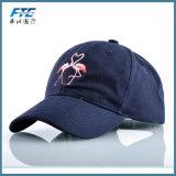 Cappello di baseball su ordinazione del ricamo della protezione di Snapback per la promozione