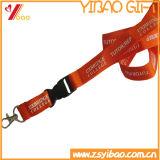 prix d'usine cordon en nylon avec le titulaire de carte (YB-LY-ly-24)