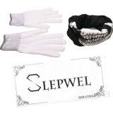 Перчатки руки Slepwel перчаток СИД с светами на Halloween, партия