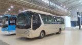 長い運転の間隔の8メートルの電池式バス
