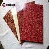 Гранит и мрамор камень текстуры декоративных алюминиевых композитных панелей