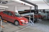ピットの傾斜の自動駐車起重機の低い高さ