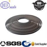 Material de PTFE bronceado hidráulico Guía tira de desgaste